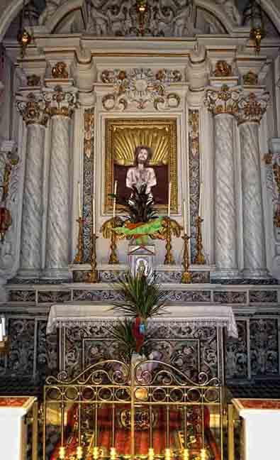 La sua cappella